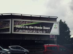 BP billboard promoting its London 2012 Olympic #sponsorship, is target for critics. enhanced-buzz-wide-19562-1341512691-11.jpg (990×729)