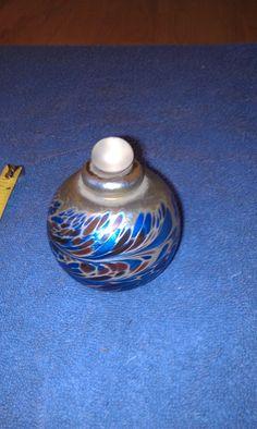 Glass Perfume bottle by EastIdahoCompany on Etsy, $25.00