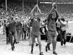 Liverpool West Ham Charity shield 1980