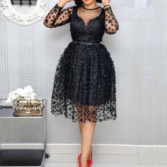 Lace Dress Styles, African Lace Dresses, Latest African Fashion Dresses, African Dresses For Women, Latest Fashion, Fashion Today, Cheap Fashion, Women's A Line Dresses, Long Dresses