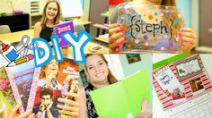 DIY School Supplies: Back to School 2014!