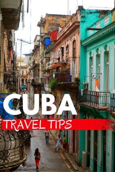 A comprehensive guide to help you plan your trip to this fascinating and once-forbidden country. Here's everything you need to know on how you can legally get there, what to pack, how to book accommodation, and lots of other travel advice for traveling to Cuba!