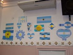 dia de la bandera argentina decoracion - Buscar con Google Argentina Decoracion Zugriff auf die Website für Informationen http://storelatina.com/argentina/travelling #ArgentinaDecoracion #viajeargentina #viaje #argentinatravel