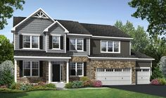 Located in the prestigious city of Plymouth, Brynwood offers luxury new construction homes located near shopping, dining, parks, lakes and more