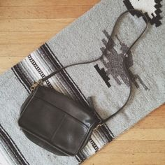 || Coach || Vintage Cross Body Charcoal grey vintage cross body bag. Authentic Coach. Detailed description to come - Feel free to ask questions! Coach Bags