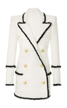 6cd09cf1 27 Best Ladies Tweed Jackets images | Fashion women, Blazer, Blazers