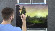 Paint with Kevin Hill - Hazy Morning