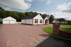 4 Bed House. £375,000. Auldgirth, Dumfries, DG2 0XJ. www.propertywebscotland.com