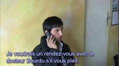 Dialogue FLE ( VOST ) prise de rendez-vous téléphonique chez le médecin