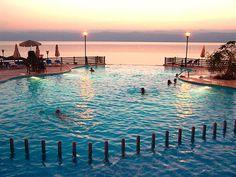 Mar Muerto, el mayor SPA natural del mundo