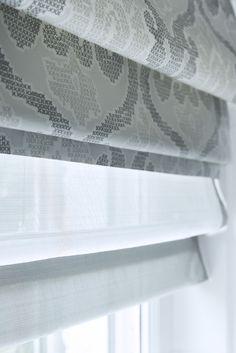 store bateau en tissu prisme gris et store bateau en voile. Black Bedroom Furniture Sets. Home Design Ideas