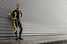 Discover the 2016 Dynamic Gradient Compression sportswear collection by SKINS known as DNAmic.