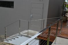 Wire Balustrades | Stainless Steel Wire