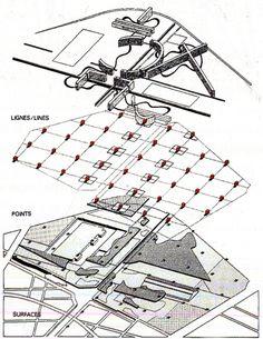 207 best 100 buildings images buildings sci arc architecture 1951 Hudson Hornet parc de la vilette bernard tschumi 1990s paris france bernard tschumi