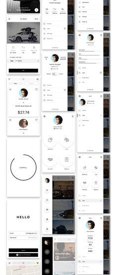 UI8 — Products — Hello UI Kit Mod. 2
