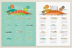 (Ilmainen tulostus) kalenteri osa 2