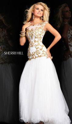 Sherri Hill pageant/prom dress only $595 at Rsvp