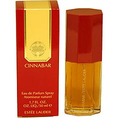 Cinnabar by Estee Lauder.  I first started wearing this many many years ago.  Love the scent.
