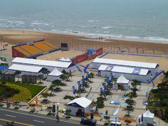 Asian Beach Games Beach Tent Reception Tent Sunshine Beach Shore