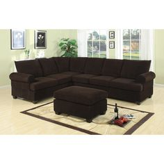 Found it at Wayfair - Corporate Reversible Chaise Sectional