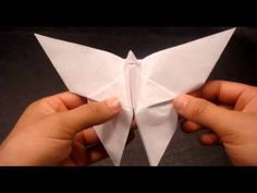 """Origami is the art of paper folding, which is often associated with Japanese culture. In modern usage, the word """"origami"""" is used as an inclusive term for al. Diy Origami, Origami And Quilling, Origami And Kirigami, How To Make Origami, Origami Butterfly, Oragami, Origami Paper, Paper Art, Paper Crafts"""