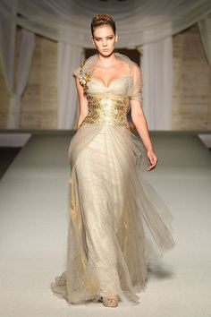 Abed Mahfouz - Couture - Fall-winter 2008-2009