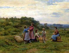 Cesar Pattein (1850-1931), France