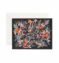Make Everything Beautiful - Pulp & Circumstance