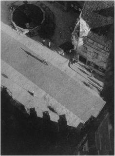 Laszlo Moholy-Nagy -------------------------------- Rothenburg, Germany, c. 1938
