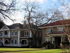 Swiss Ave, Historic Area-Dallas