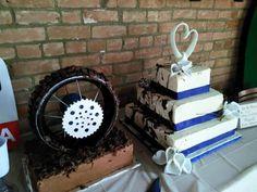 Wedding cake done by Susan