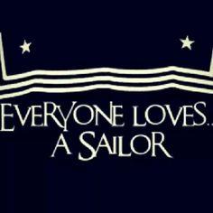 Everyone loves a sailor