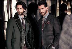 fashionwear4men:  Kiton FW14http://thesnobreport.tumblr.com/post/104549186835