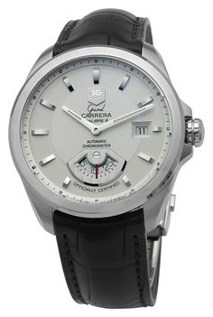 Tag Heuer Grand Carrera Automatic Chrono Mens Watch WAV511B.FC6230