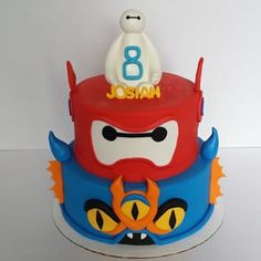 big hero 6 cakes - Google Search
