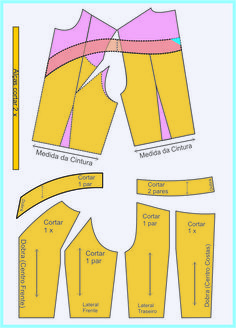 diy pattern making top - PIPicStats Dress Sewing Patterns, Blouse Patterns, Clothing Patterns, Pattern Cutting, Pattern Making, Sewing Lessons, Pattern Drafting, Fashion Sewing, Sewing Techniques