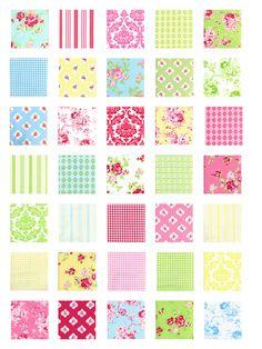Just found a fabric designer I am loving--Tanya Whelan