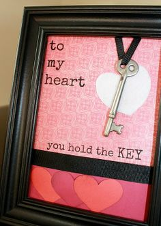 You hold the key to my heart frame.
