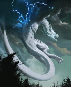electric dragon