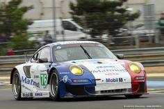 Porsche GT3 RSR GTE Pro Le Mans
