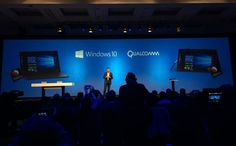 Windows 10 is coming to Qualcomm's next-generation Snapdragon mobile chips #Microsoft #Windows10mobile #Qualcomm