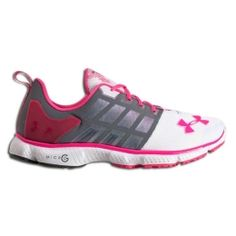 My indoor exercise shoe. Under Armour Micro G run for a cure shoe Under Armour Outfits, Nike Under Armour, Under Armour Shoes, Under Armour Women, Boy Shoes, Shoes Heels Boots, Girls Shoes, Heeled Boots, Dream Shoes