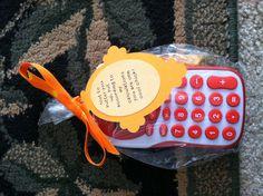 Secret sister gift for YW camp