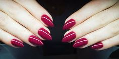 Bed of Roses Gel Polish by Emilia Tokarz, Indigo Kraków #nails #nail #indigo #red #pink #autumn #fall #winter #roses #hot #sexy