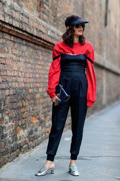 Street Style Milán Fashion Week 2017 https://www.instagram.com/stylelovelyweb/?hl=es
