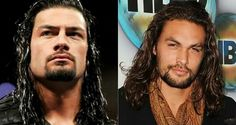 Roman Regina and Jason Momoa ...