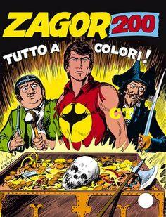 zagor-200-issue