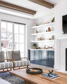 Gorgeous 60 Modern Farmhouse Living Room Decor Ideas