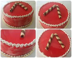 Sweet Paladar: Tecnica espejo para tartas o glaseado brillante