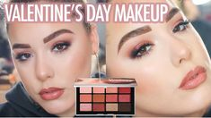 VALENTINES DAY MAKEUP TUTORIAL FT. NARSISSIST WANTED PALETTE | BEAUTY127